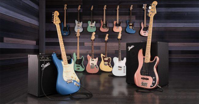 First Look Fender American Performer Series   Sweetwater