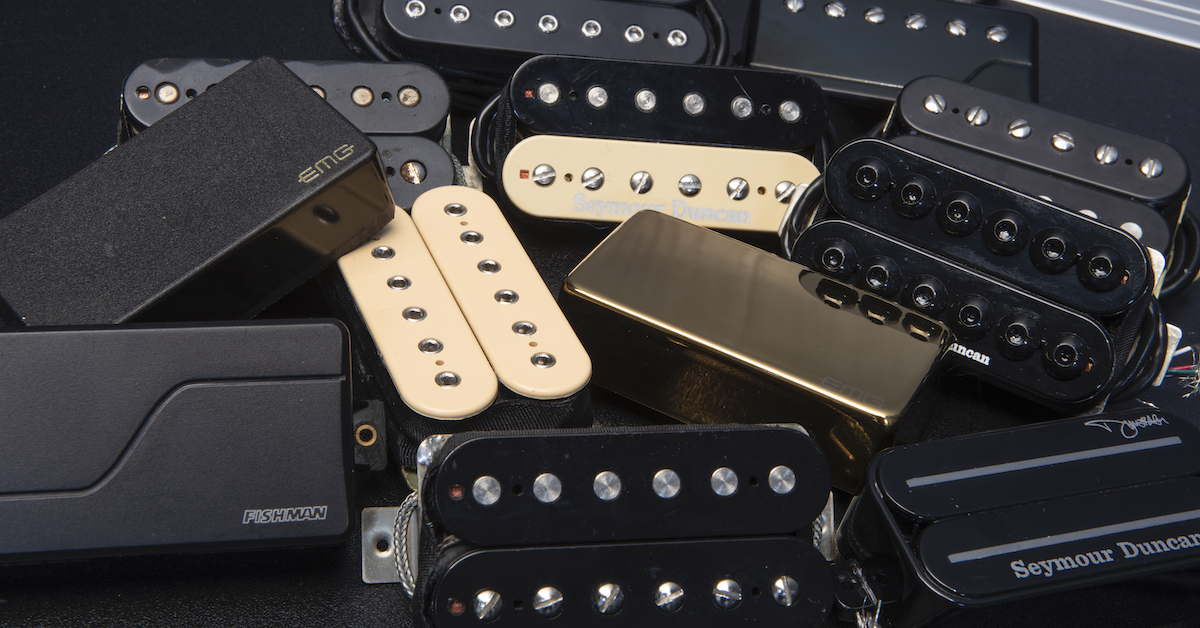 15 Best Guitar Pickups For Metal