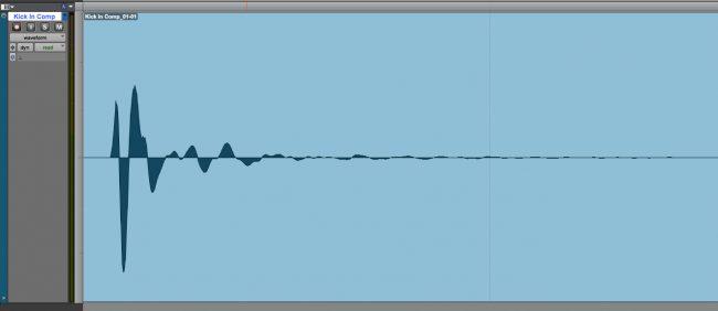 Kick-Drum-Waveform