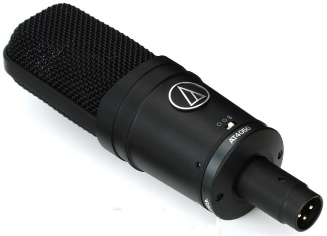 AT4050-Microphone