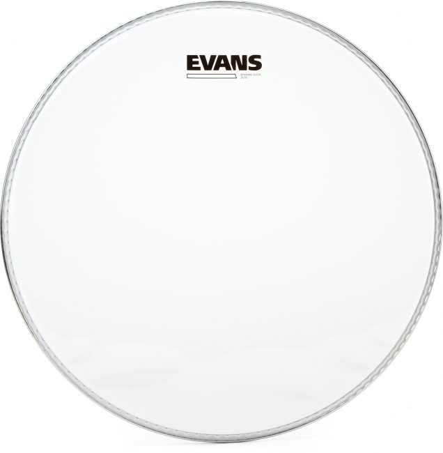 Evans-Snare-Side-Drumhead-1422-Clear
