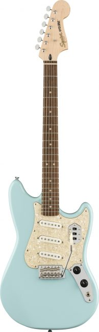 Squier-Paranormal-Cyclone-Electric-Guitar-Daphne-Blue