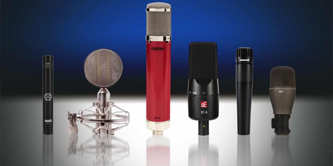 Best Budget Recording Microphones