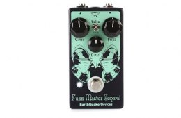 EarthQuaker Devices Fuzz Master General Octave Fuzz Pedal Review by...