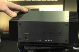 Benchmark AHB2 Power Amplifier – Sweetwater at Winter NAMM 2015