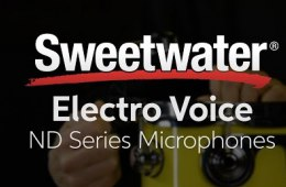 Electro Voice ND Series Microphones Overview