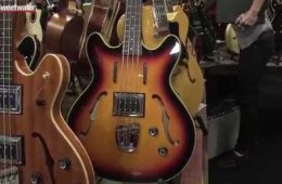 Summer NAMM 2015: Guild Chris Hillman Signature Byrds Bass Overview by...