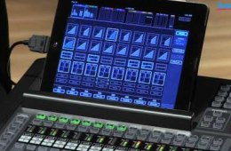 Roland M-200i V-Mixer with S-1608 Digital Snake Overview