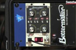 Bettermaker EQ502P 500 Series EQ Module Overview