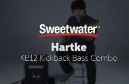Hartke KB12 Kickback 1×12″ Bass Combo Demo with Victor Wooten