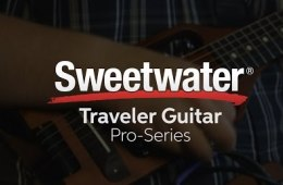 Traveler Guitar Pro Series Demo