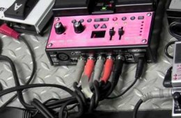 BOSS Loop Station Pedal Demo – Sweetwater NAMM 2011