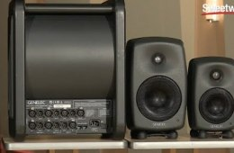 Genelec 7350A Smart Active Subwoofer Overview by Sweetwater Sound
