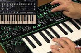 Roland System-1 Plug-out Synthesizer Review – The Sweetwater...