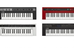 Intro to Yamaha Reface Series Keyboards by Sweetwater