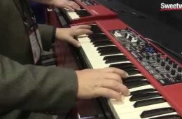Nord Electro 5D Synthesizer – Sweetwater at Winter NAMM 2015