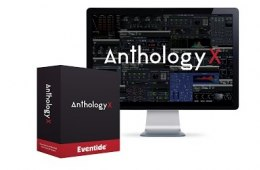 Eventide Anthology X Native Plug-in Bundle