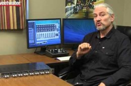 Sweetwater's Audient ASP880 Mic Preamp and A/D Converter Demo
