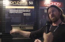 PRS Sonzera Amplifier Series at Winter NAMM 2017