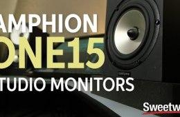 Amphion One15 Passive Studio Monitors Review