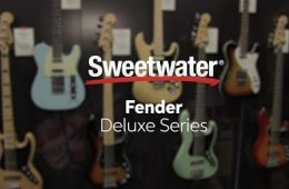 Summer NAMM 2016: Fender Deluxe Series Overview