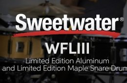 WFL III Limited Edition Aluminum and Limited Edition Maple Snare Drums...