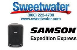 Samson Expedition Express Portable PA Speaker Overview