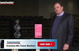 Sweetwater's Avantone Audio Mix Tower Studio Monitor Overview