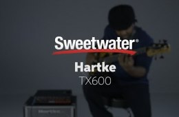 Hartke TX600 Bass Amplifier Demo with Victor Wooten