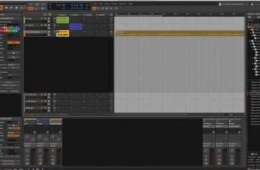 Bitwig Studio DAW Software Demo