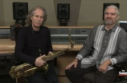 """""""Blue"""" Lou Marini Interview – The Sweetwater Minute..."""