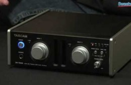 Tascam UH-7000 Audio Interface Overview