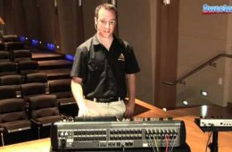 Behringer X32 Digital Console Special Features Overview