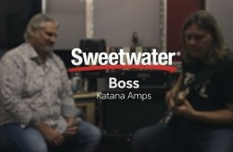 BOSS Katana Guitar Amplifier Series Demo