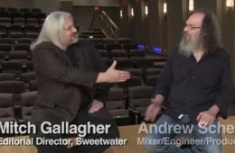 Interview with Engineer/Producer Andrew Scheps – Sweetwater...
