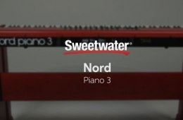 Nord Piano 3 Review by Sweetwater