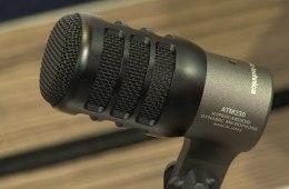 Winter NAMM 2016: Audio-Technica ATM230 Dynamic Microphone