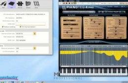 MODARTT Pianoteq 4 Pro Virtual Piano Instrument Demo