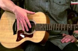 Taylor Guitars GS Mini Acoustic Guitar Overview by Sweetwater Sound