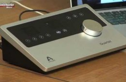 Sweetwater Minute – Vol. 167, Apogee Quartet Audio Interface Overview
