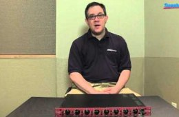 True Systems Precision 8 Microphone Preamp Overview at GearFest '13