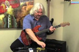 Sweetwater Minute – Vol. 163, Pigtronix Sustain/Overdrive Pedal Demo