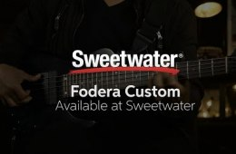 Fodera Custom Basses Available at Sweetwater