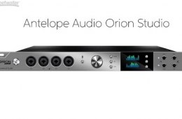 Antelope Audio Orion Studio Demo by Sweetwater