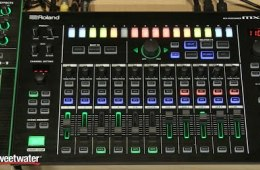 Roland AIRA MX-1 Mix Performer Demo by Sweetwater Sound