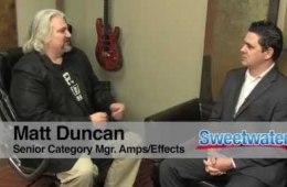 Sweetwater Minute – Vol. 172, Matt Duncan Interview
