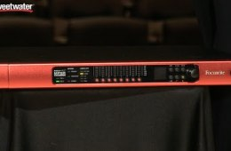 Focusrite RedNet MP8R 8-channel Mic Pre and A/D Converter Review by...