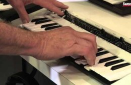Summer NAMM 2015: Yamaha Reface CS Keyboard Demo by Sweetwater