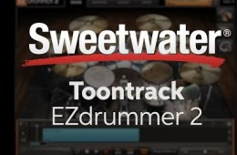 "Toontrack EZdrummer 2 – ""Edit Play Style"" Demo"