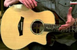 Taylor Guitars Presentation Series Guitars Overview by Sweetwater Sound